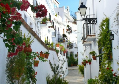Visits to Frigiliana