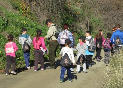 Free Nature education with the Park Ranger